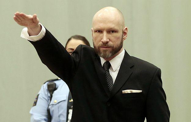Breivik skarży się na izolację i jakość jedzenia w więzieniu