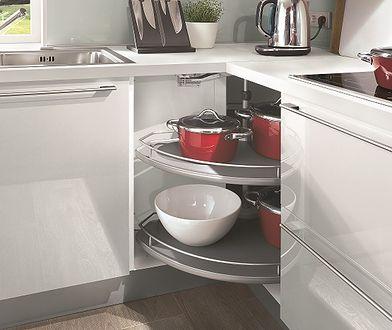 Urządzamy trudne miejsca w kuchni: nisza, narożnik i cokół
