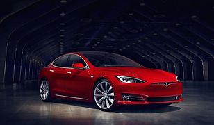 Tesla Model S po liftingu