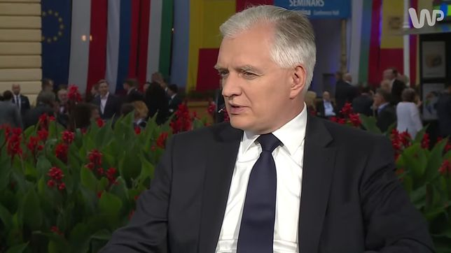 Jarosław Gowin: PiS od lat przygotowywała Macierewicza do funkcji szefa MON