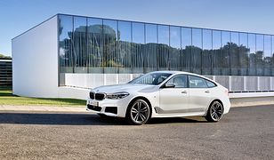 """BMW serii 6 GT ma w sobie sporo z """"piątki""""."""