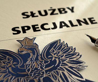 Urząd Ochrony Państwa był cywilną służbą specjalną III RP