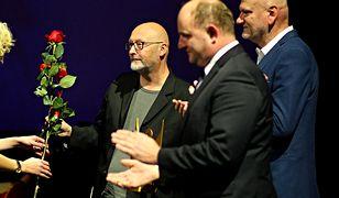 Wojtek Smarzowski ze Złotym Aniołem Tofifest za niepokorność