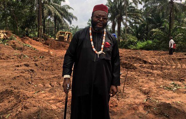 Z Sejmu do chlewa. Były poseł John Godson tworzy w Nigerii rolnicze imperium