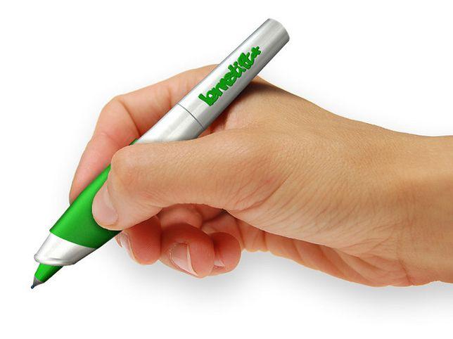 Długopis, który pilnuje twojej ortografii