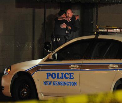 Funkcjonariusz Brian Shaw zastrzelony w New Kensington