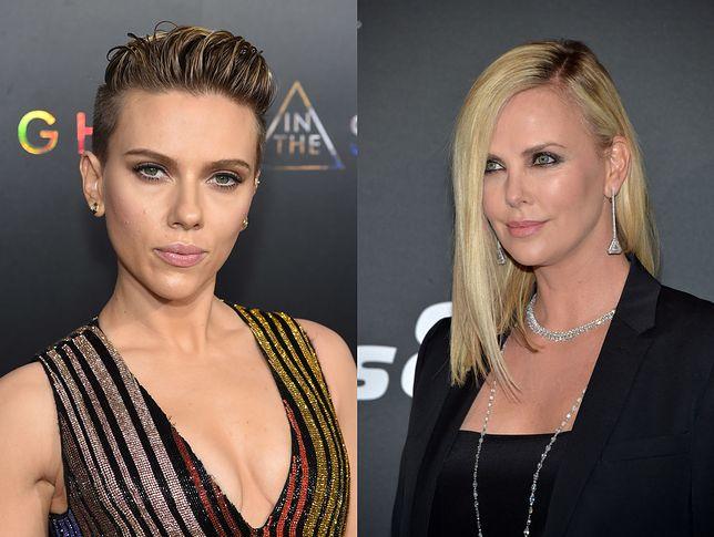 """#dziejesiewkulturze: Charlize Theron i Scarlett Johansson chcą być Batgirl. """"To będzie prawdziwa wojna"""""""