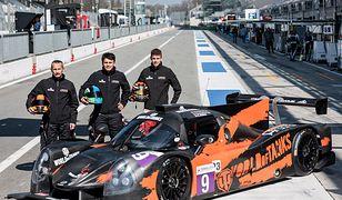 """""""World of Tanks"""" sponsorem sportowego auta w Serii Le Mans"""
