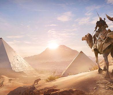 """Nowy rozdział - recenzja """"Assassin's Creed Origins"""""""