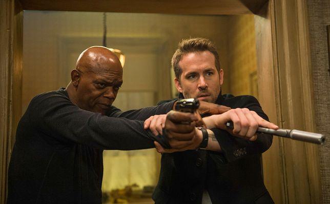 """Samuel L. Jackson i Ryan Reynolds w filmie """"Bodyguard Zawodowiec"""""""