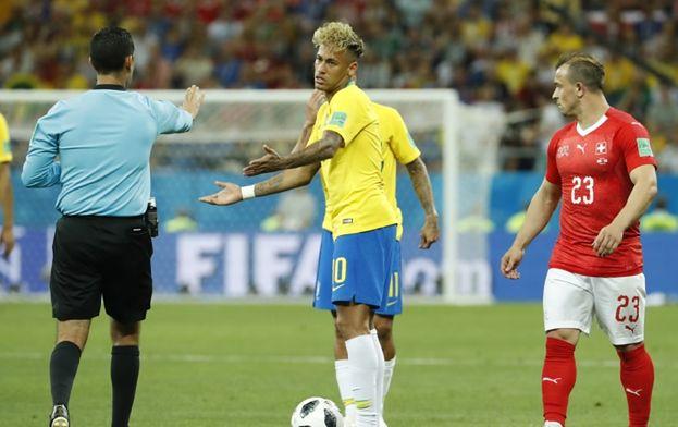 Sensacja goni sensację! Brazylia straciła punkty