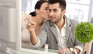 Jedna trzecia mężczyzn zdradza lub chce zdradzić partnerkę z koleżanką z pracy.
