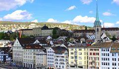 Poznaj Szwajcarię i jej największe miasto - Zurych