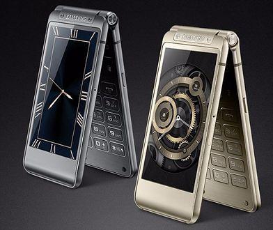 Samsung Veyron - nowa klapka z górnej półki