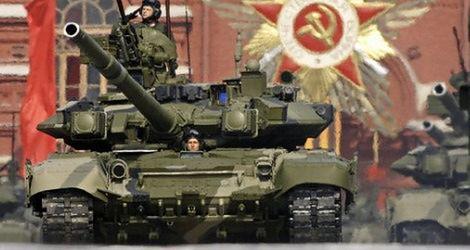 Rosjanie stworzyli najlepszy czołg świata