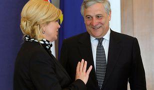 Szef PE grozi krajom, które nie chcą przyjąć uchodźców