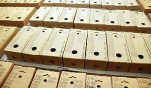 Dokumenty znajdowały się w archiwum w Toruniu