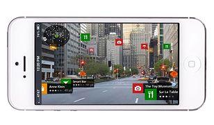 Mapy Nokii dostępne na iOS