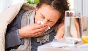 Słońce, wyższa temperatura - i co z tego? Polacy walczą z grypą