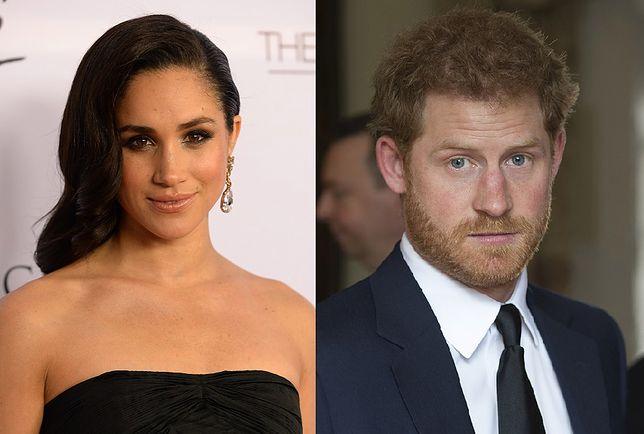Książę Harry oświadczy się Meghan Markle? Królowa Elżbieta wyraziła zgodę