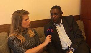 Poseł Killion Munyama mówi o rasistowskich komentarzach na Facebooku