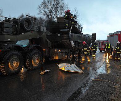 Policja przeszkoli amerykańskich żołnierzy