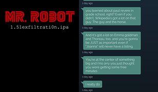 Gra Mr. Robot