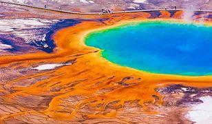 Naukowcy alarmują: 2300 trzęsień w miesiącu. Rekordowa aktywność superwulkanu w Yellowstone