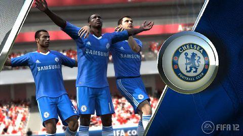 FIFA 12 bije rekordy i sprzedaje się jak świeże bułeczki