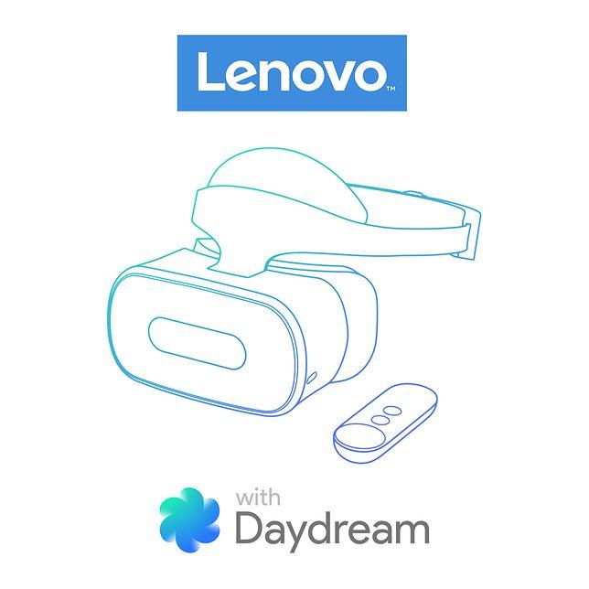 Lenovo i Google stworzą gogle wirtualnej rzeczywistości