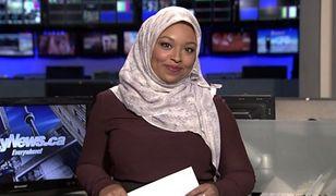 Ginella Massa: pierwsza w historii Kanady prezenterka w hidżabie
