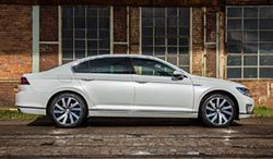 Volkswagen Passat GTE: hybryda po niemiecku