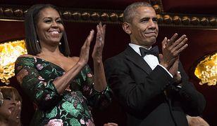 Michelle Obama w wielkim stylu żegna się z rolą pierwszej damy