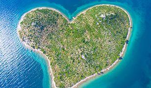 Wyspy o niesamowitych kształtach