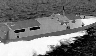 Triton-NN to miniokręt podwodny do zadań specjalnych.