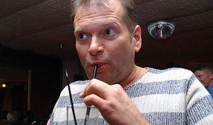Krzysztof Rutkowski w nowej fryzurze
