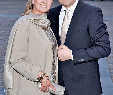 Maciej Orłoś jest ze swoją żoną od 20 lat! Jak poradzili sobie z jego odejściem z TVP?