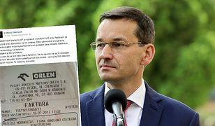 Krakowski radny na tropie afery. Na Orlenie wystawili mu fakturę na... ministra Morawieckiego