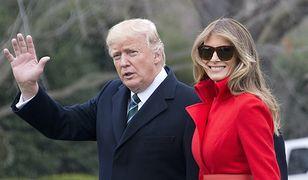 Melania i Donald Trump: małżeństwo na odległość i oddzielne sypialnie