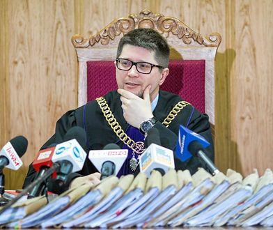 Politycy PO zapowiadają interwencję ws. działań służb, których celem jest sędzia Wojciech Łączewski.