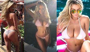 Lindsey Pelas: tak seksownej entuzjastki fitnessu jeszcze nie było!