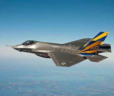 F-35 oczami pilota. Konstrukcyjny bubel czy najlepszy myśliwiec świata?