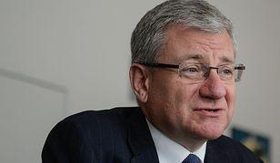Jak przyznaje minister spraw zagranicznych, trwa proces nominacji następcy Bogusława Winida