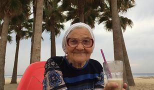 Poznaj babcię podróżniczkę - ma 89 lat i podbija internet!