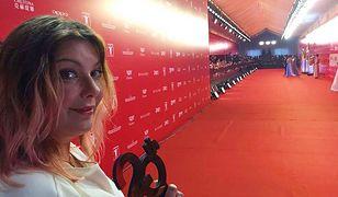"""Reżyserka Dorota Kobiela na 20. MFF w Szanghaju, gdzie """"Twój Vincent"""" zdobył nagrodę dla Najlepszego Filmu Animowanego"""