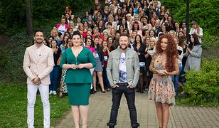 "Plan programu ""#Supermodelka Plus Size"""
