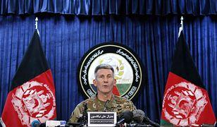 """USA tłumaczą użycie """"superbomby"""" w Afganistanie"""