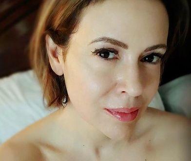 Nietypowy apel Alyssa Milano zamieściła w mediach społecznościowych