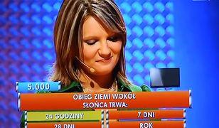 Zbłaźnili się na oczach całej Polski, czyli największe wpadki w teleturniejach