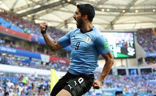 Już dwie drużyny w 1/8 mundialu. Suarez bohaterem